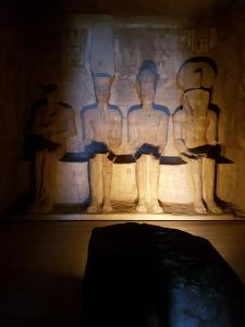 Le miracle d'Abou Simbel