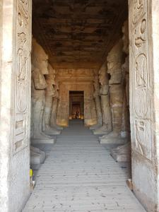 Temple de Ramses II Abou Simbel